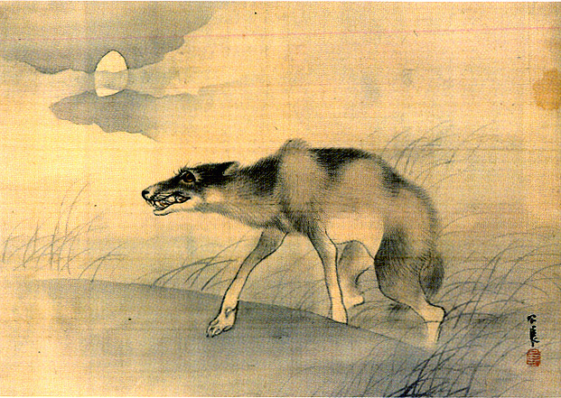 狼の画像 p1_7